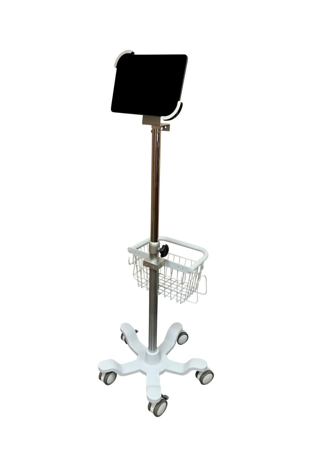 Tablet Secure Roll Stand