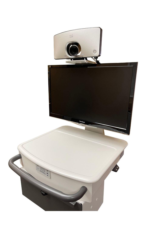 Alternative telehealth camera