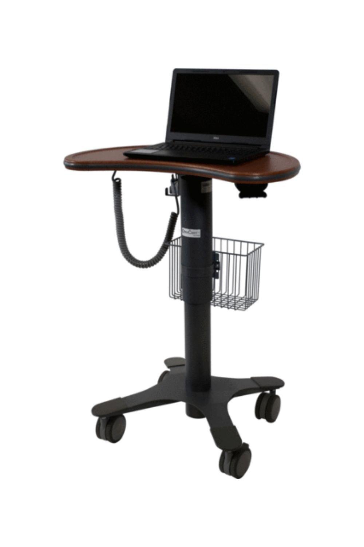 Kidney Cart w/ Laptop