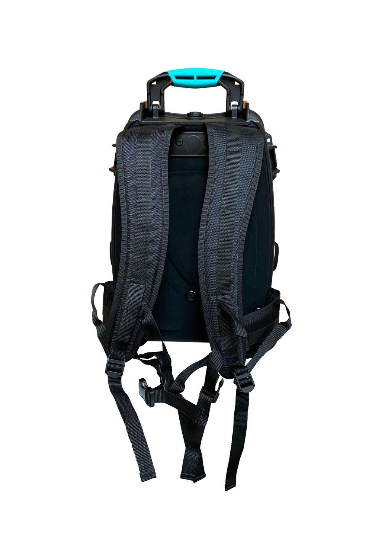 Telehealth Backpack back