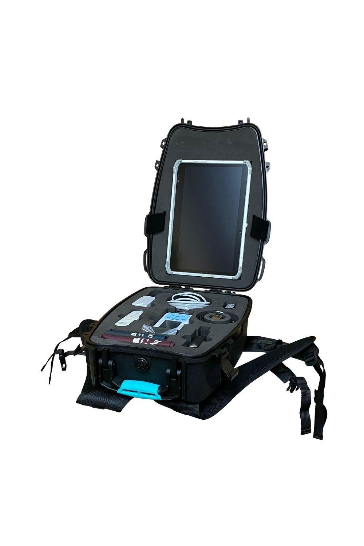 Telehealth Backpack Open