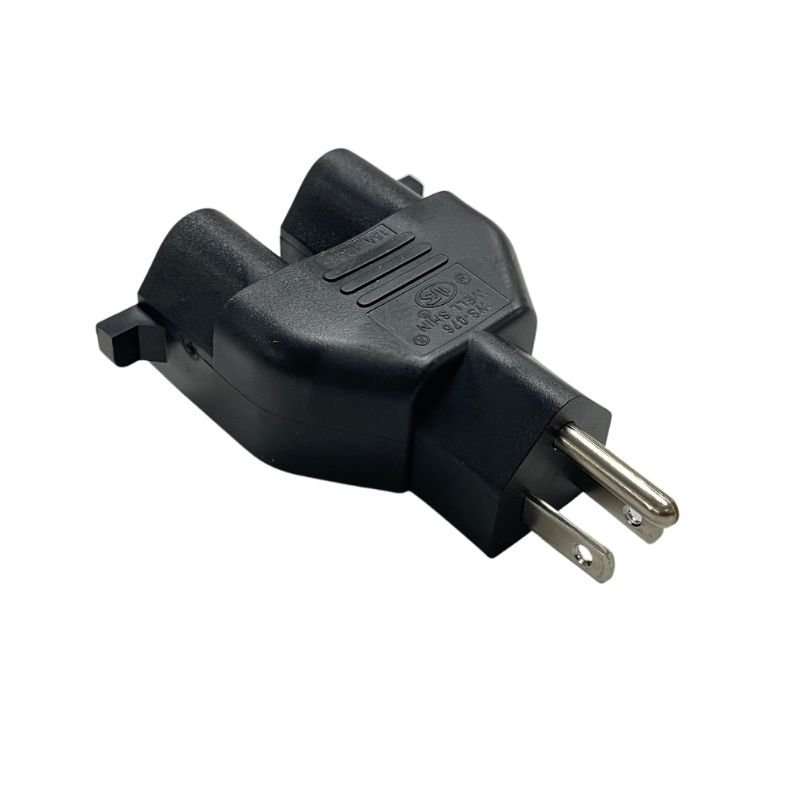 Duel Receptacle Adapter