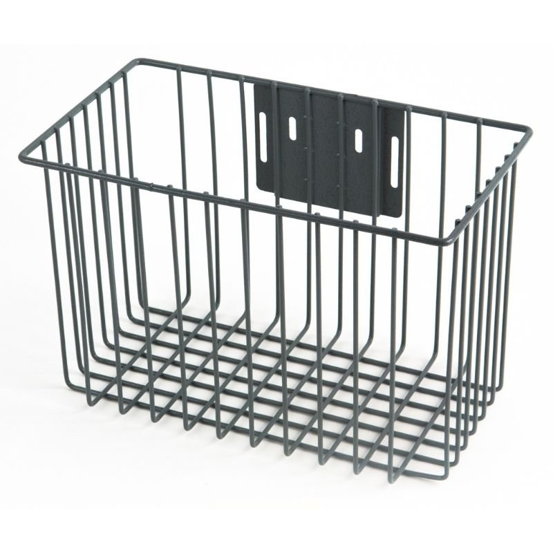 Wire Basket Front View